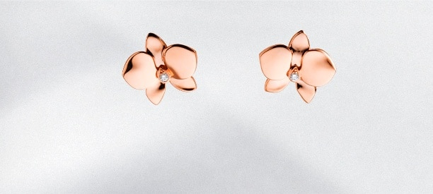 Cartier Fauna and Flora Earrings