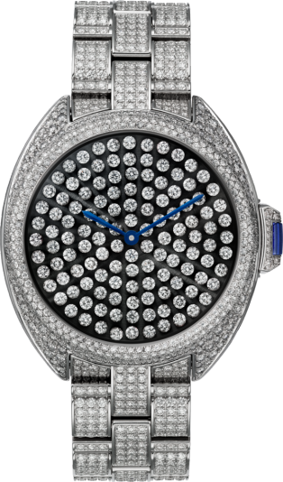 Clé de Cartier watch