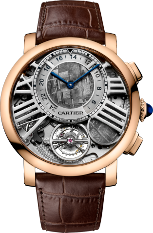 Rotonde de Cartier Earth and Moon watch
