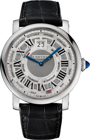 Rotonde de Cartier Annual Calendar watch