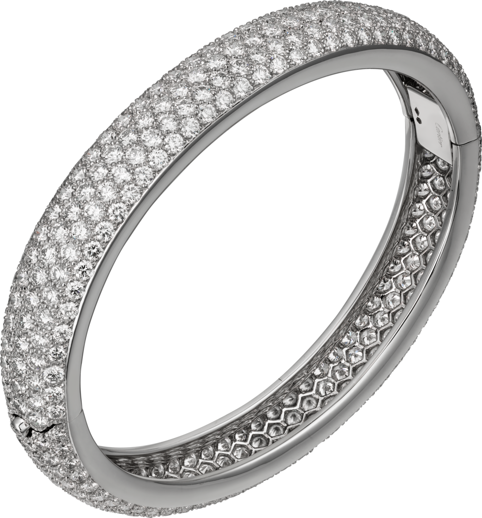 Classic Diamonds braceletPlatinum, diamonds