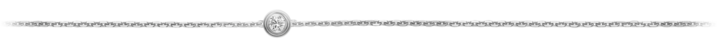 Diamants Légers bracelet XSWhite gold, diamond