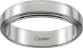 Cartier d'Amour wedding band