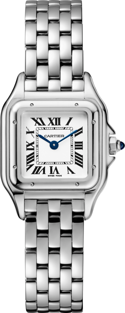 Panthère de Cartier watchSmall model, steel