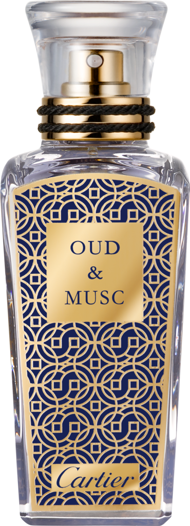 OUD & MUSC Les Heures Voyageuses Limited Edition FragranceSpray