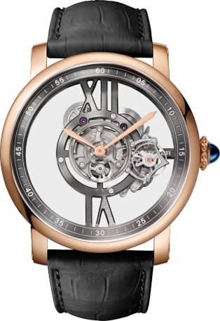 Rotonde de Cartier Astrotourbillon watch