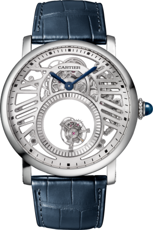 Rotonde de Cartier Mysterious Double Tourbillon watch