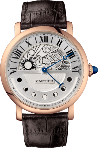 Rotonde de Cartier Day & Night watch