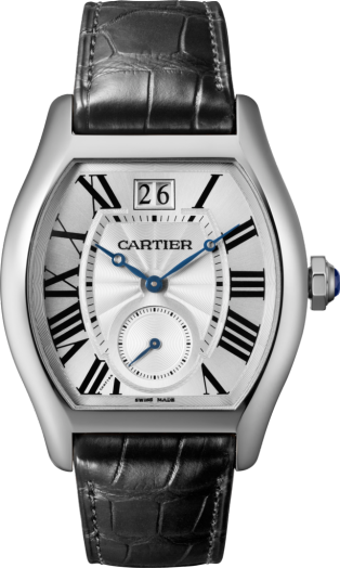 Tortue Large Date, Small Seconds watch