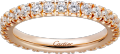 Étincelle de Cartier wedding band