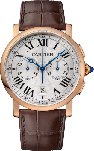Rotonde de Cartier Chronograph watch